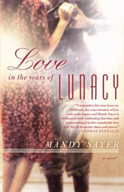 Book Cover for LOVE IN THE YEARS OF LUNACY