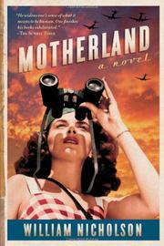 Book Cover for MOTHERLAND