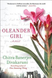 Cover art for OLEANDER GIRL