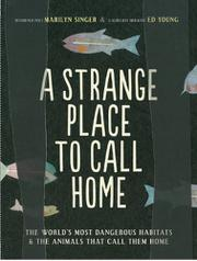 Cover art for A STRANGE PLACE TO CALL HOME