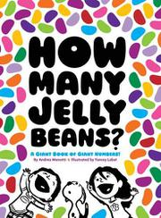 Cover art for HOW MANY JELLY BEANS?