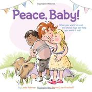Cover art for PEACE, BABY