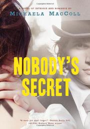 Cover art for NOBODY'S SECRET