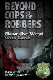 Cover art for BEYOND COPS & ROBBERS