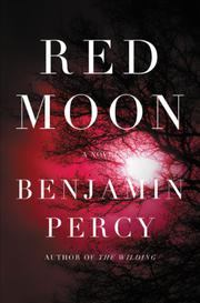 Cover art for RED MOON