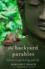 Book Cover for THE BACKYARD PARABLES