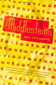 Book Cover for THE MIDDLESTEINS