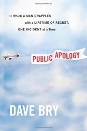 Book Cover for PUBLIC APOLOGY