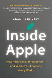 Book Cover for INSIDE APPLE