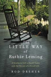 Book Cover for THE LITTLE WAY OF RUTHIE LEMING