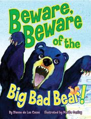 Cover art for BEWARE, BEWARE OF THE  BIG BAD BEAR!