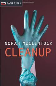 Book Cover for CLEANUP