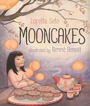 Cover art for MOONCAKES