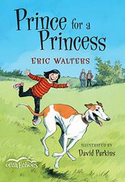 Book Cover for PRINCE FOR A PRINCESS