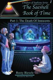 Book Cover for The Saeshell Book of Time: Part 1: The Death of Innocents