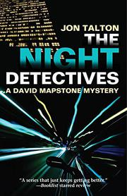 Cover art for THE NIGHT DETECTIVES