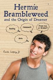 Book Cover for HERMIE BRAMBLEWEED AND THE ORIGIN OF DREAMER