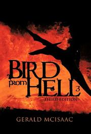 Cover art for BIRD FROM HELL