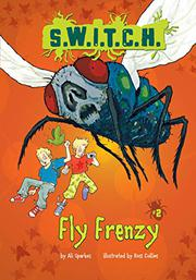Book Cover for FLY FRENZY