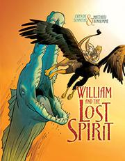 Book Cover for WILLIAM AND THE LOST SPIRIT