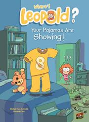 Book Cover for YOUR PAJAMAS ARE SHOWING!