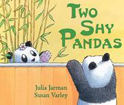 Book Cover for TWO SHY PANDAS