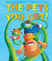 Book Cover for THE PETS YOU GET