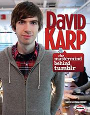 Book Cover for DAVID KARP