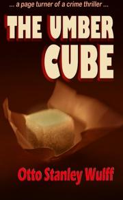 Cover art for THE UMBER CUBE