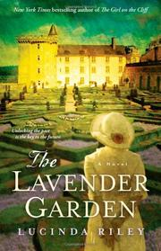 Cover art for THE LAVENDER GARDEN