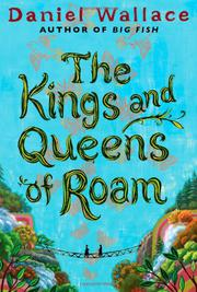 Cover art for THE KINGS AND QUEENS OF ROAM