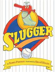 Cover art for SLUGGER