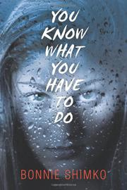 Book Cover for YOU KNOW WHAT YOU HAVE TO DO