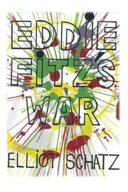 Cover art for EDDIE FITZ'S WAR
