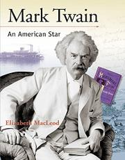 Book Cover for MARK TWAIN