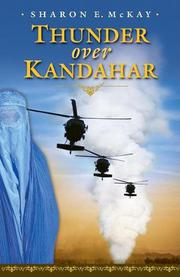 Cover art for THUNDER OVER KANDAHAR