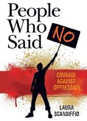 Book Cover for PEOPLE WHO SAID NO