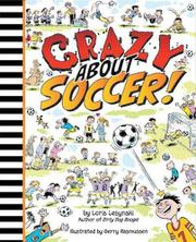 Cover art for CRAZY ABOUT SOCCER!