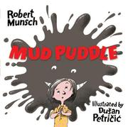 Book Cover for MUD PUDDLE