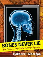 Cover art for BONES NEVER LIE