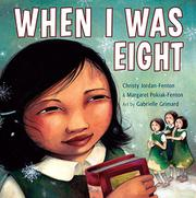 Book Cover for WHEN I WAS EIGHT