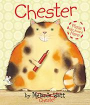 Cover art for CHESTER