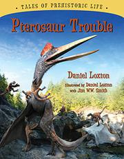 Book Cover for PTEROSAUR TROUBLE