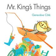 Book Cover for MR. KING'S THINGS
