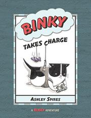 Book Cover for BINKY TAKES CHARGE