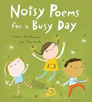 Cover art for NOISY POEMS FOR A BUSY DAY