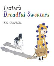 Cover art for LESTER'S DREADFUL SWEATERS