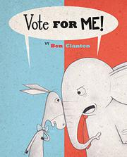 Book Cover for VOTE FOR ME!
