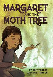 Cover art for MARGARET AND THE MOTH TREE