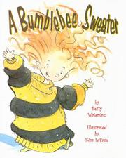 Cover art for A BUMBLEBEE SWEATER